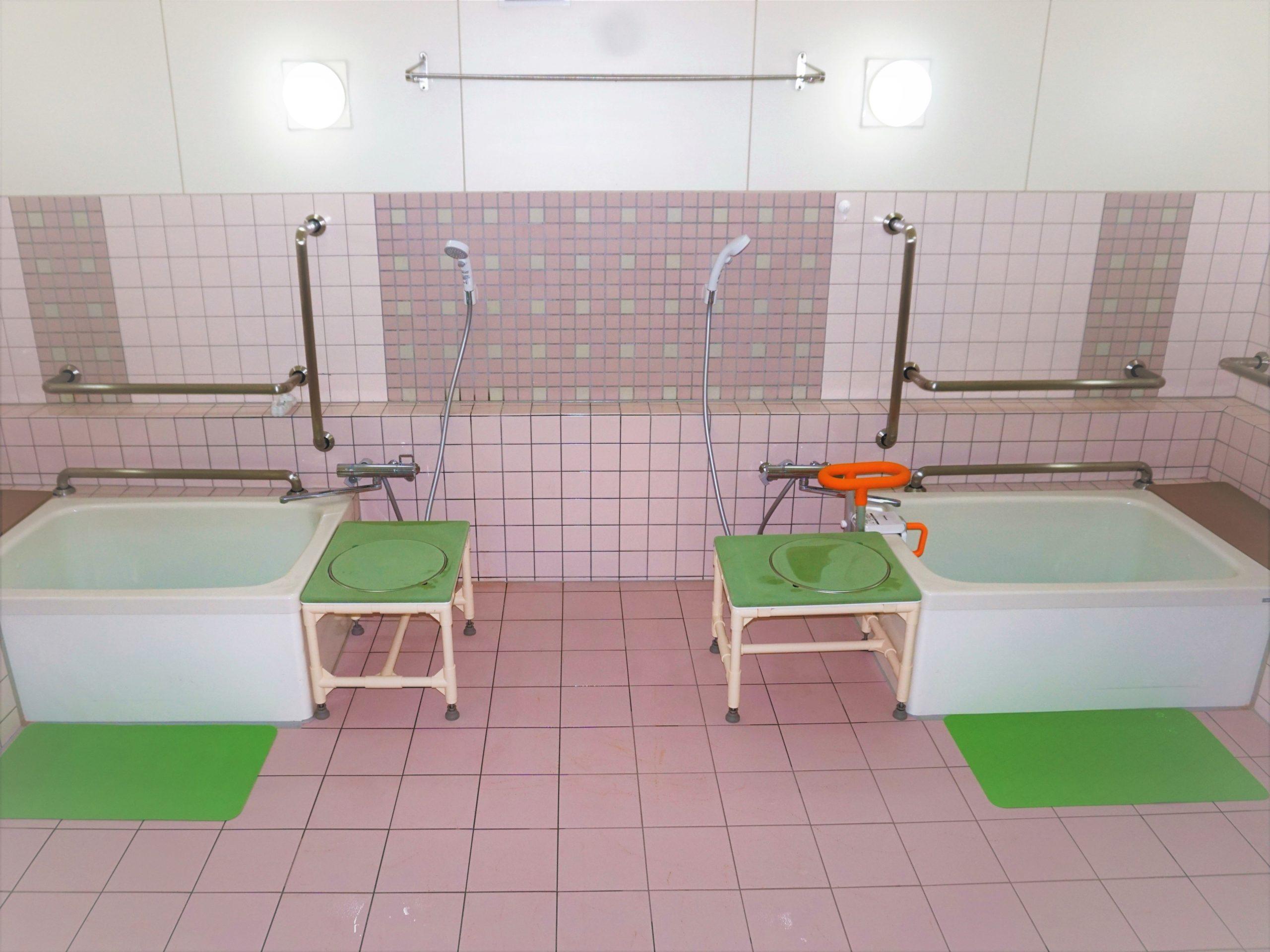 2F 一般浴(個浴)